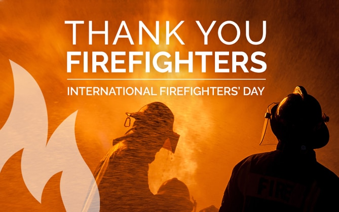 Best Firefighter Quotes – International Firefighters' Day