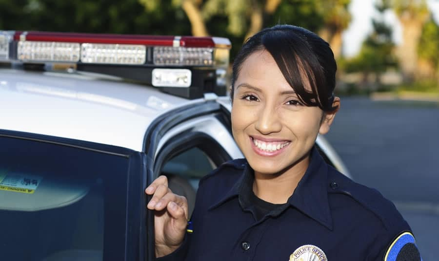 Auto Insurance for Police Officers