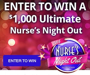 Nurses Night Out - Enter to Win!