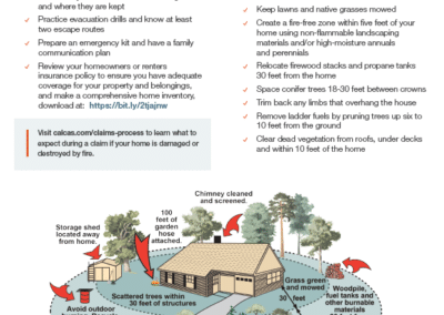 Wildfire Prep & Protection Tips