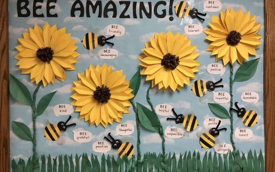 spring bulletin board ideas for teachers