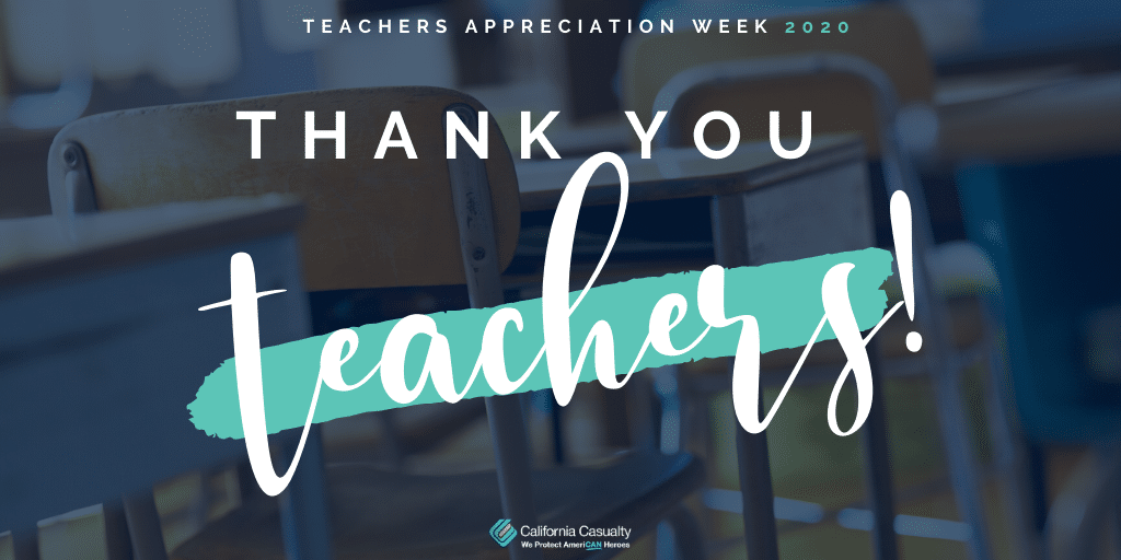 How to Thank a Teacher This Week
